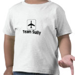 El equipo Sully Camiseta