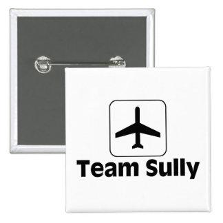 El equipo Sully Pin Cuadrado