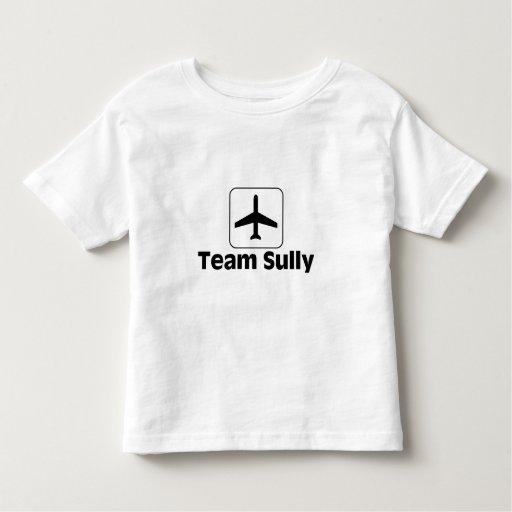El equipo Sully T-shirt