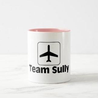 El equipo Sully Taza Dos Tonos