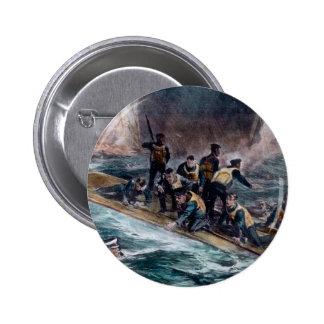 El equipo titánico del RMS escapa fregaderos del m Pin