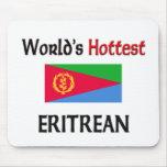 El Eritrean más caliente del mundo Tapete De Ratones