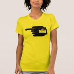 ÉL es PUNTO de la MINA DEJADO - COPY.png Camisetas
