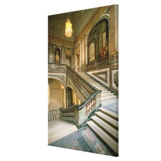 El Escalier de la Reine (la escalera de la reina)  Impresiones De Lienzo