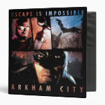 El escape de la ciudad de Arkham es imposible