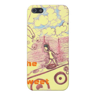 El escape dulce (caja del plátano) iPhone 5 funda