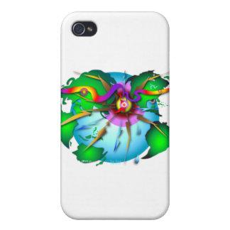 El escape nuclear de Japón iPhone 4 Cárcasa
