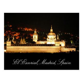 El Escorial Postcard