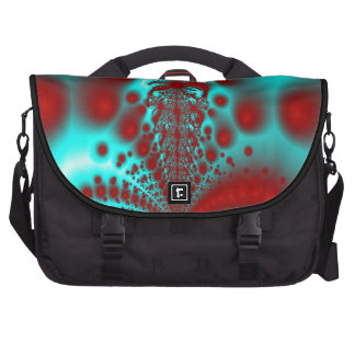 El escorpión pica mi fractal bolsas de portátil