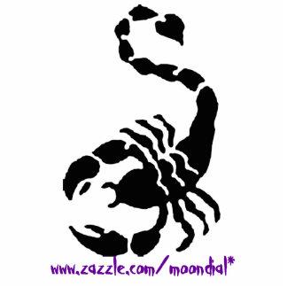 EL ESCORPIÓN, www.zazzle.com/moondial* Esculturas Fotograficas