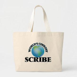 El escribano más fresco del mundo bolsas