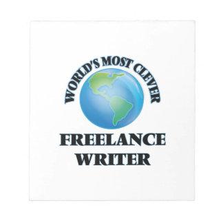 El escritor free lance más listo del mundo bloc