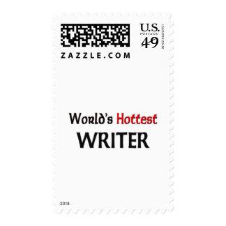 El escritor más caliente del mundo sello