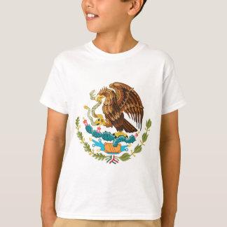 El escudo de armas del símbolo de México Polera