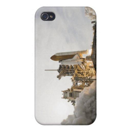 El esfuerzo del transbordador espacial quita 5 iPhone 4 coberturas