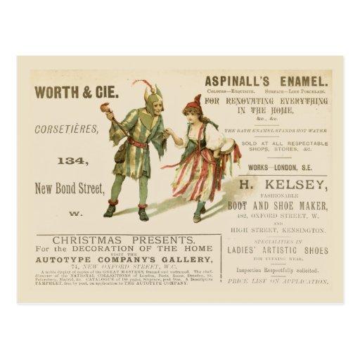 El esmalte de Aspinall Postal