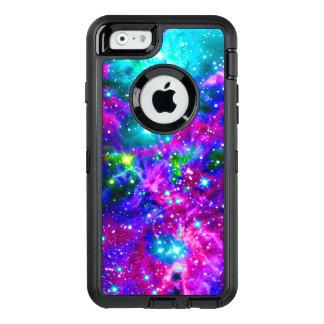 El espacio de la nebulosa protagoniza el caso del funda otterbox para iPhone 6/6s