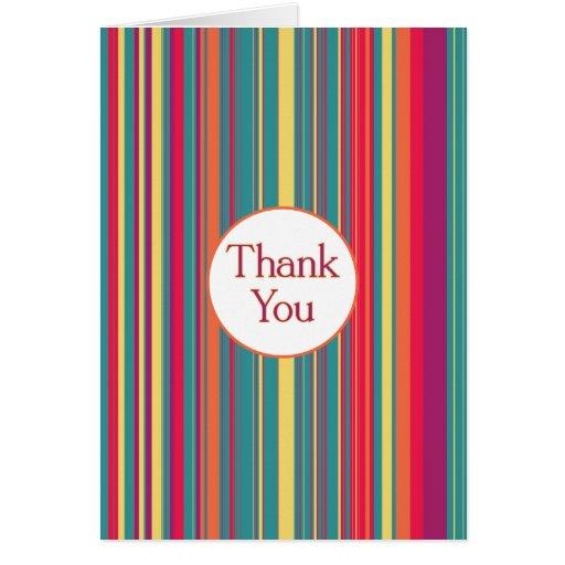 El espacio en blanco escarchado de las rayas de lo tarjeta de felicitación