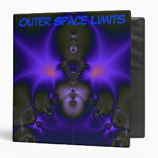 El espacio exterior limita la carpeta del fractal