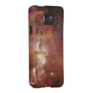 El espacio exterior Samsung de las estrellas de Samsung Galaxy S2 Carcasa