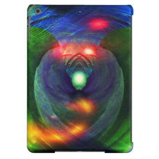 El espacio guerrea caja del aire del iPad Funda Para iPad Air