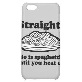 El espagueti es gay