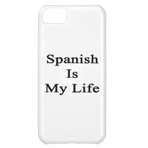 El español es mi vida