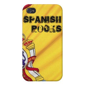 El español oscila la caja del iPhone iPhone 4/4S Carcasas