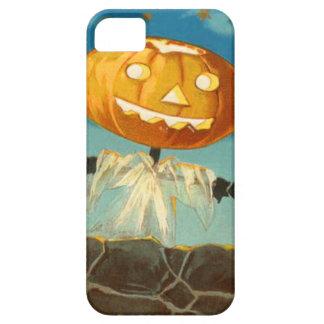 El espantapájaros de la linterna de Jack O protago iPhone 5 Case-Mate Carcasas
