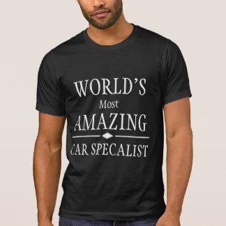 El especialista más asombroso del coche del mundo camiseta