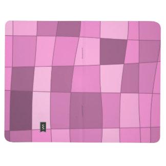 El espejo de la diversión llega rosa cuadernos