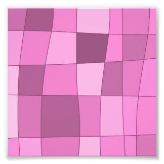 El espejo de la diversión llega rosa fotografías