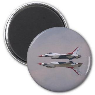 El espejo de Thunderbird vuela cerca Imán Redondo 5 Cm