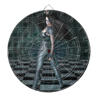 El espejo del vórtice tabla dardos