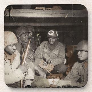 El esperar de los médicos de WWII Posavaso