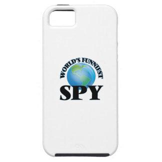 El espía más divertido del mundo iPhone 5 fundas