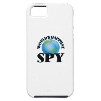 El espía más feliz del mundo funda para iPhone 5 tough