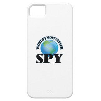 El espía más listo del mundo iPhone 5 funda