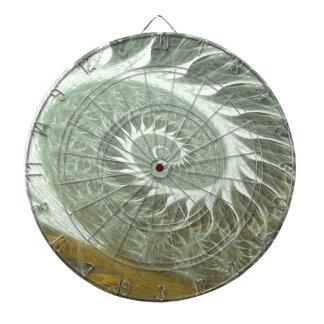 El espiral cósmico - espiral de oro de la geometrí
