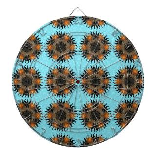 ¡El espiral hacia fuera diseña Tablero De Dardos