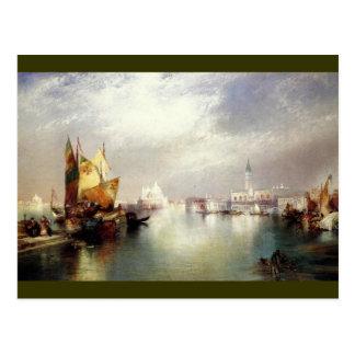 El esplendor de Venecia Tarjetas Postales
