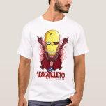 EL Esqueleto: La camiseta esquelética