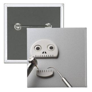 El esqueleto que el tratamiento dental se toma pin