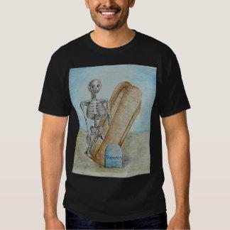 el esqueleto remeras