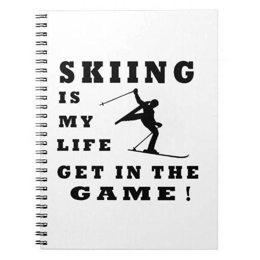 El esquí es mi vida libros de apuntes