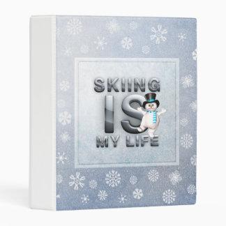 El esquí SUPERIOR es mi vida Mini Carpeta