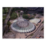 El estadio Olímpico, Montreal, Quebec, Canadá Tarjeta Postal
