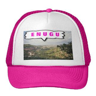 El estado de Enugu Nigeria modificó el gorra para
