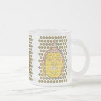 El estallido de Buda puntea la taza