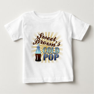 El estallido frío de Brown dulce Camiseta